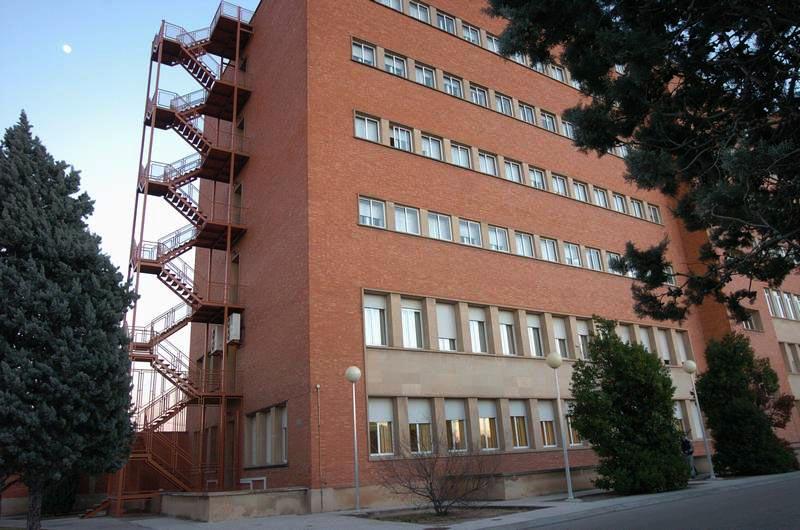 Denuncian una nueva agresión a una trabajadora en la Residencia Juan de Lanuza