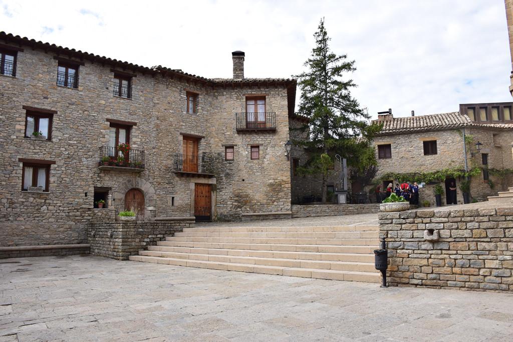 Roda d'Isabana/Roda de Isábena se incorpora a los Pueblos más Bonitos del Estado español