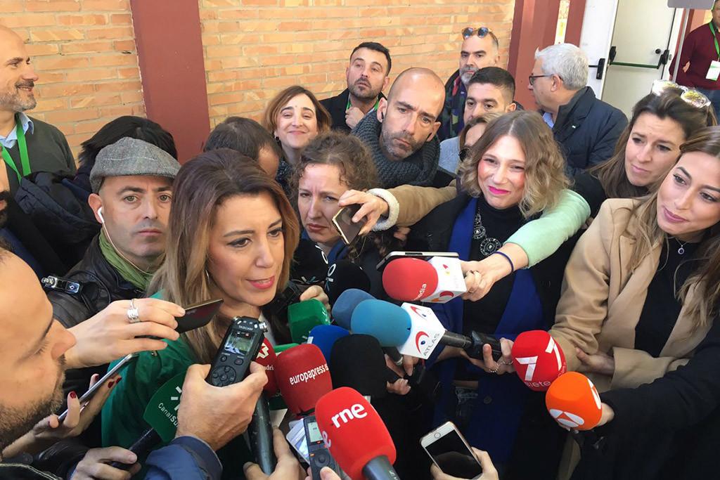 El batacazo del PSOE abre nuevas opciones de pactos en Andalucía