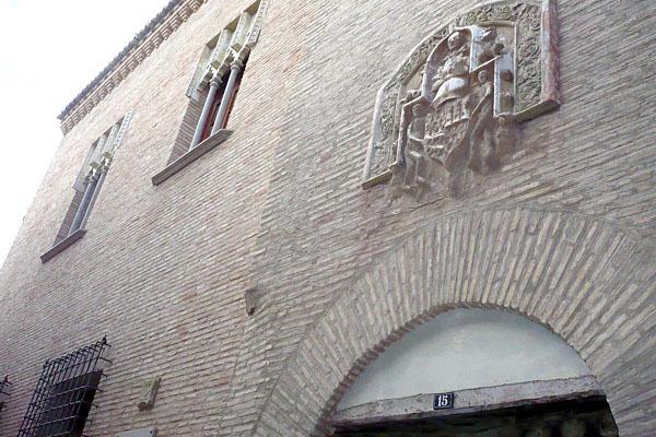Medio millón de euros para restaurar la Casa de las Conchas en Borja
