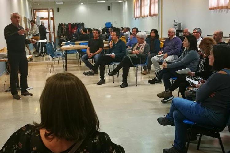 Zaragoza en Común debate sobre los usos del espacio público