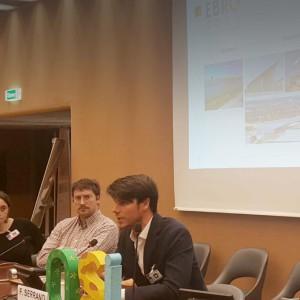 El Gobierno de Aragón viaja a Ginebra a presentar el confuso proyecto Ebro 2030