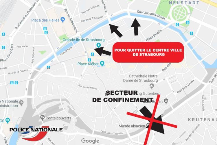 Un tiroteo en el centro de Estrasburgo deja tres personas muertas y doce heridas