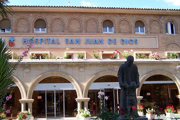 """IU denuncia la """"privatización encubierta"""" que supone la integración del hospital San Juan de Dios en el Salud"""