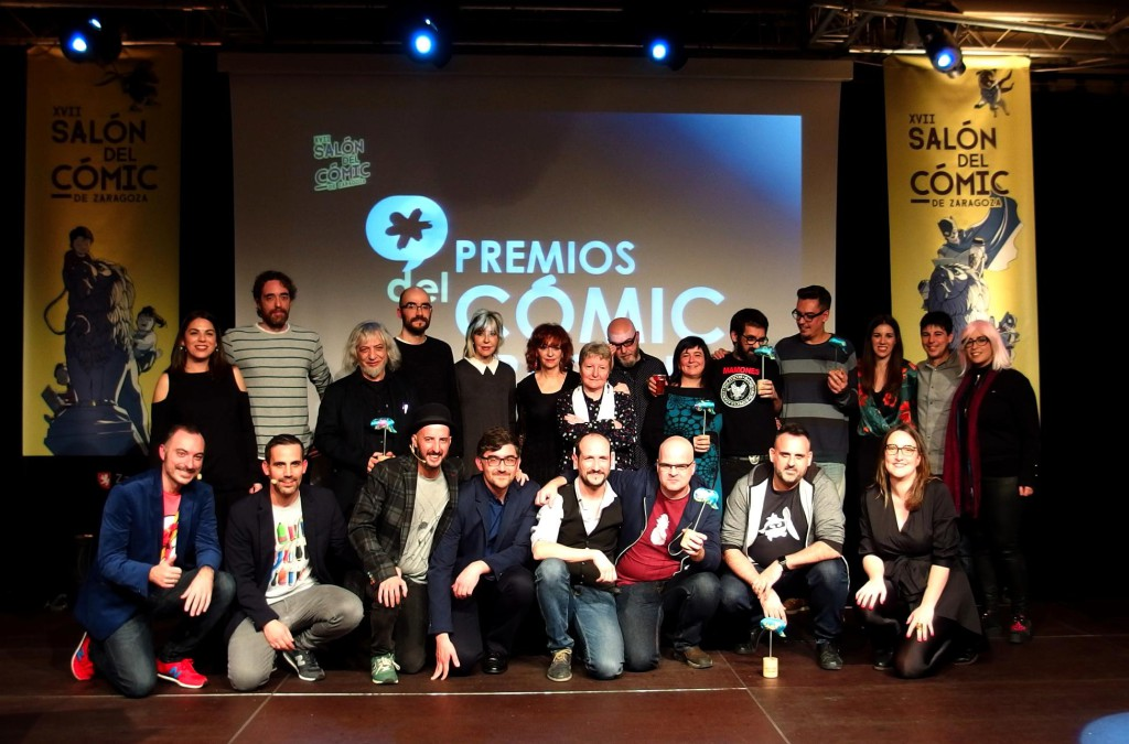 Luis Royo, galardonado con el Gran Premio del Cómic Aragonés 2018