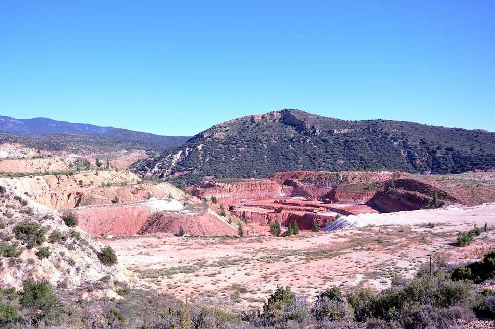 Riodeva, el ejemplo de la insostenibilidad económica de la minería