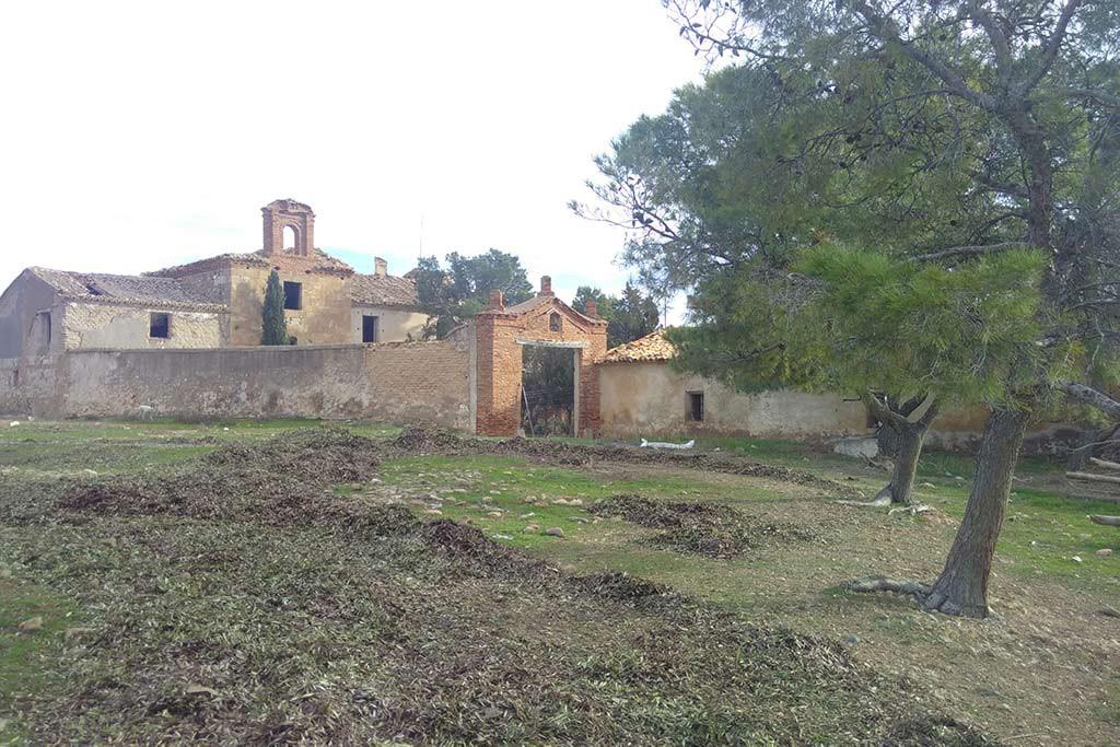 La Villa de Mareca de Épila se encuentra en grave situación de abondono