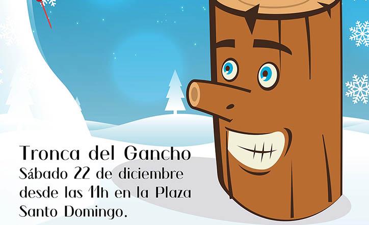 El barrio de San Pablo celebra la Tronca del Gancho