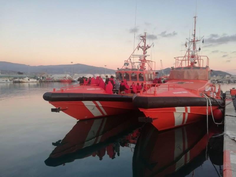 CGT Sasemar denuncia la retirada de refuerzos en el mar de Alborán y en el estrecho de Gibraltar