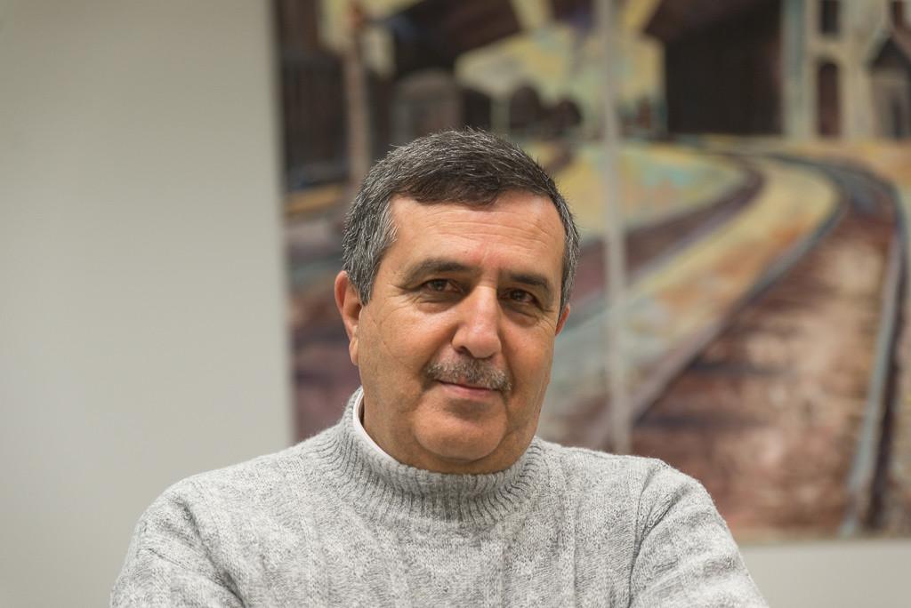 """Anton Salman: """"En el momento en el que Israel acepte a Palestina como Estado, diez minutos después la paz aflorará"""""""