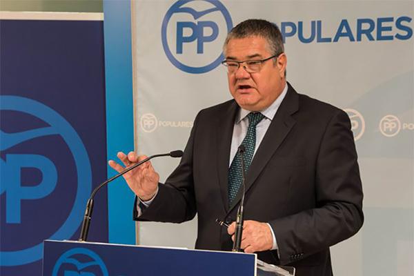 Fallece de un infarto Antonio Torres, diputado del PP en las Cortes de Aragón