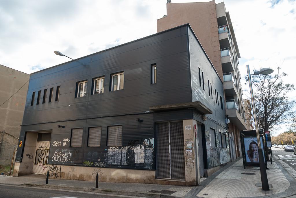 Este viernes se inaugura la Casa de la Memoria Histórica Democrática de Zaragoza en la antigua comisaría de barrio de Torrero