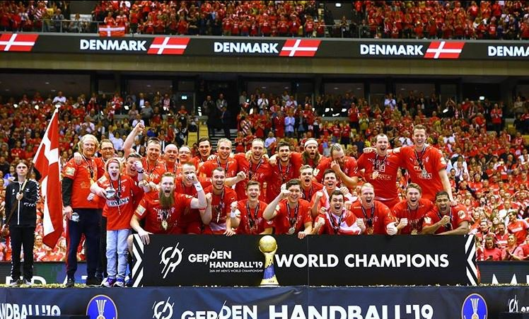 Dinamarca conquista su primer Mundial de balonmano masculino y completa la triple corona