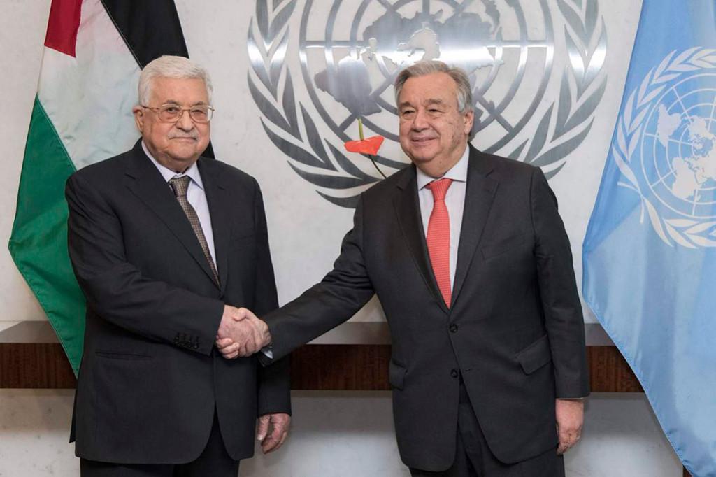 Palestina asume la presidencia del mayor bloque de estados dentro de la ONU