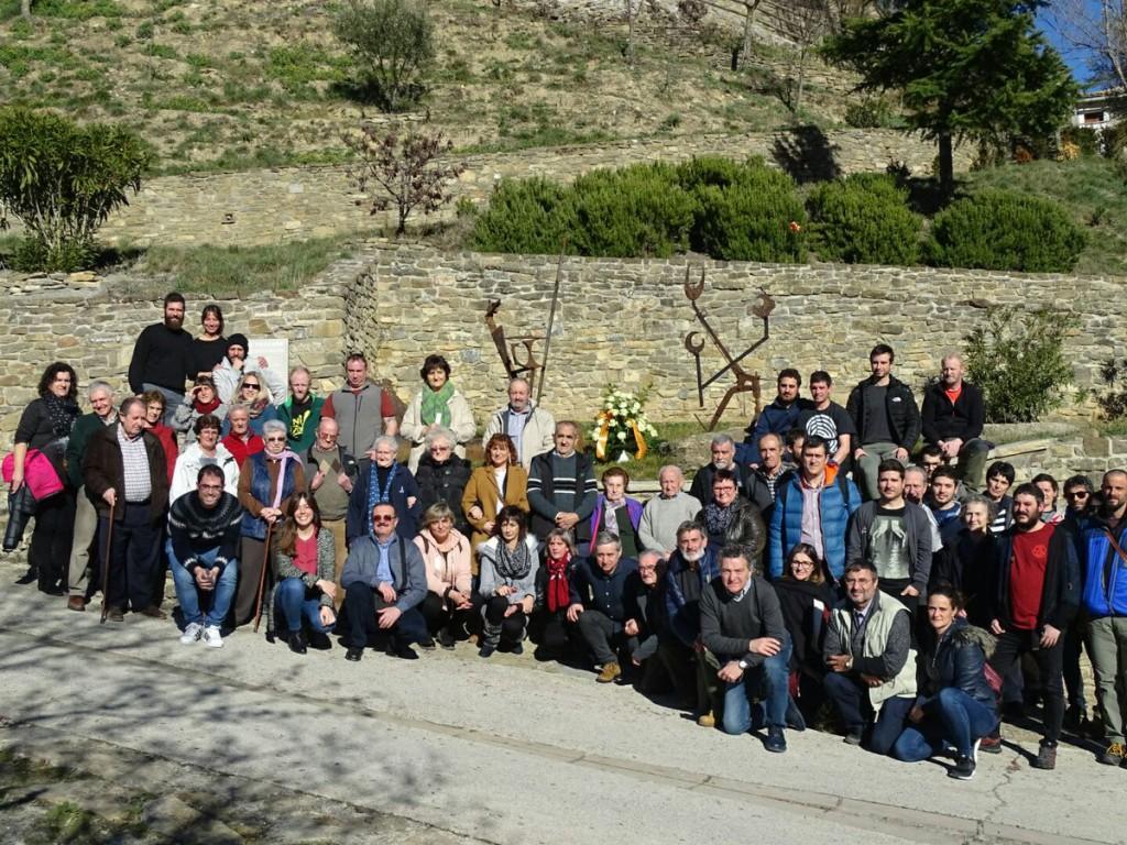 Empenta Artieda presentará en Chaca, Uesca y Zaragoza su experiencia por la repoblación rural