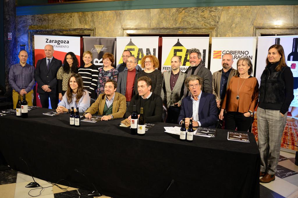 Alcanyiz repite este año como subsede del Festival 'Aragón Negro', uno de los principales eventos culturales del territorio