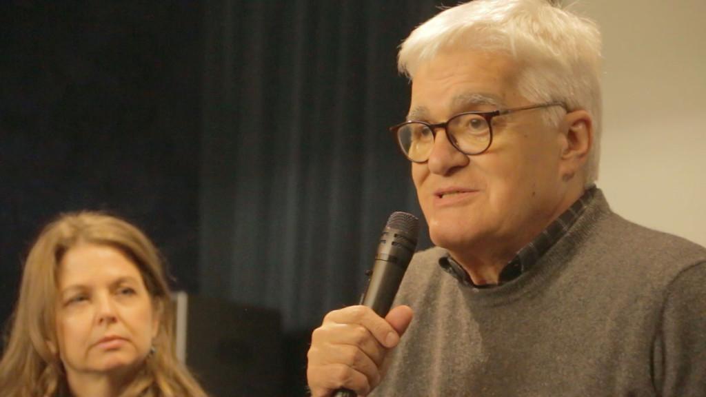'El Silencio de Otros' desborda la Filmoteca y emociona al público en su estreno en Zaragoza