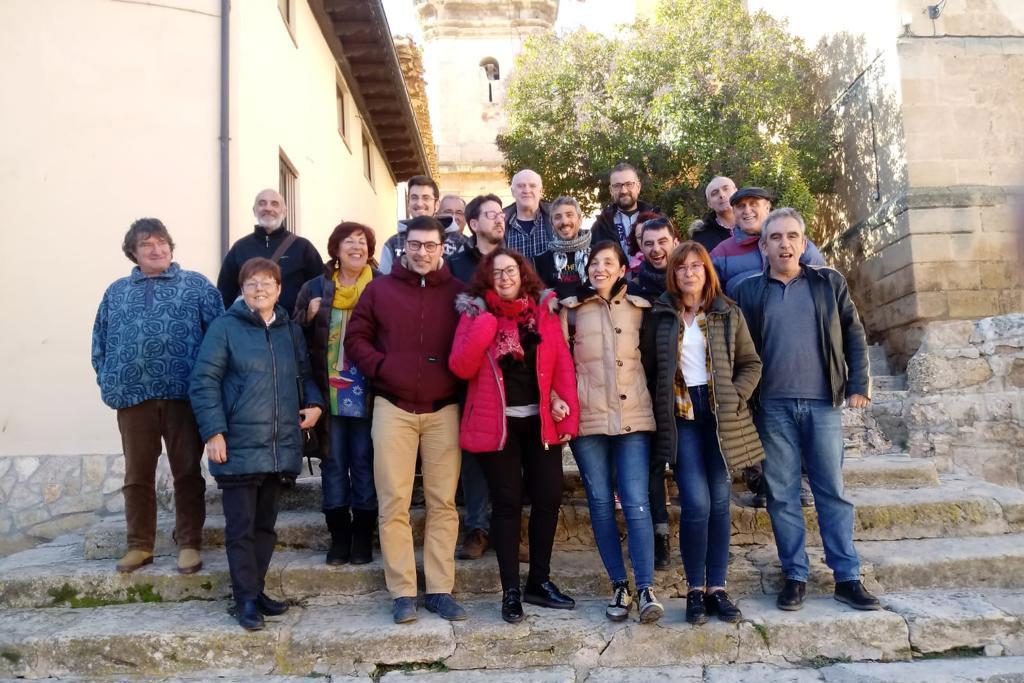 Ganar Teruel condena las pintadas contra la alcaldesa de Andorra