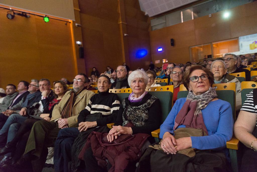 Un emotivo homenaje a represaliados antifranquistas cierra con éxito la segunda edición de 'La Imagen de la Memoria'