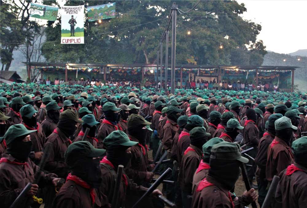 10º Festival Artístico Solidario para celebrar 25 años de lucha zapatista