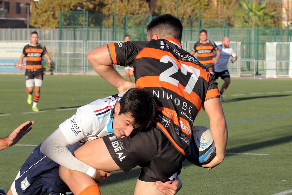 El Rugby Fénix comienza el año con una victoria en València