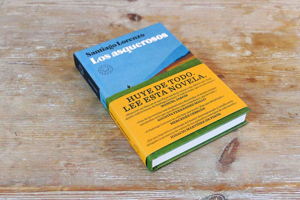 El Premio Cálamo 'Libro del año 2018' es para 'Los asquerosos' de Santiago Lorenzo