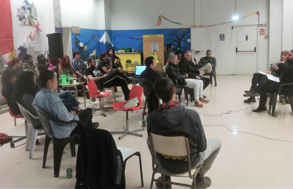 Nociones comunes llena de pensamiento filosófico el Centro Luis Buñuel con su nuevo curso