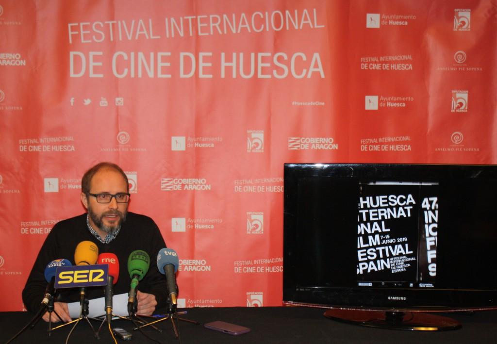 El 47º Festival Internacional de Cine de Uesca presenta su imagen e inicia la recepción de cortometrajes