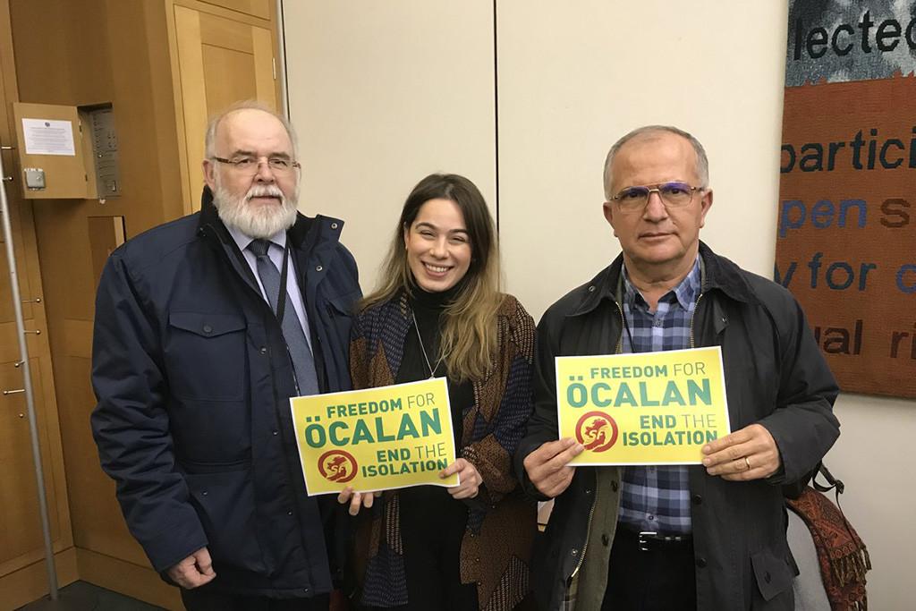 """Sinn Féin: """"La comunidad internacional tiene la responsabilidad de actuar para poner fin a la represión turca y exigir la liberación de todos los presos políticos kurdos"""""""