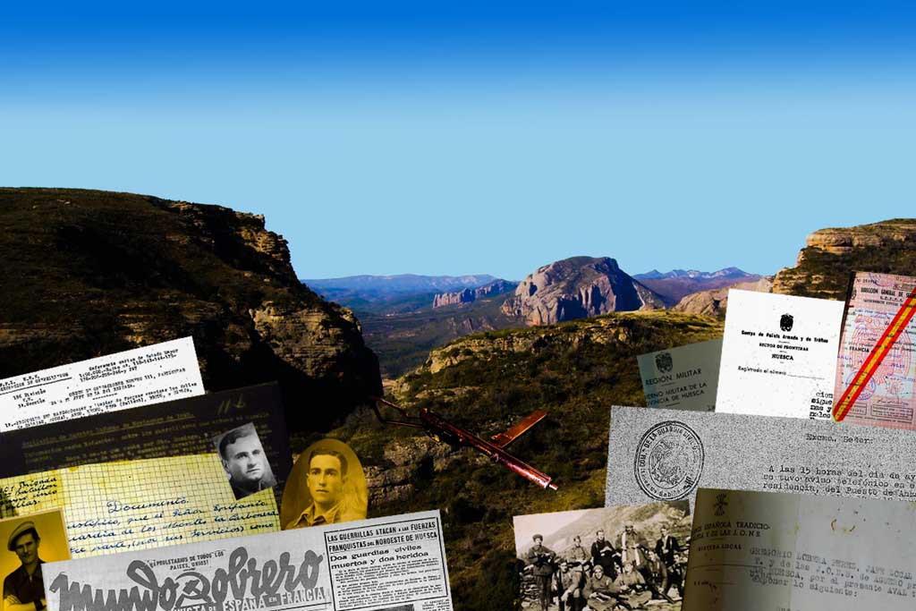 Ayerbe inaugura una exposición sobre 'La guerrilla antifascista en la Galliguera'