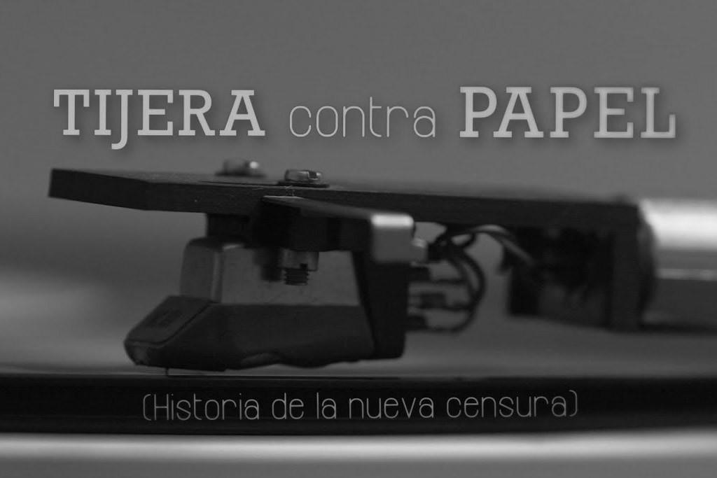 El CSA A Ixena acoge la presentación en Aragón del documental 'Tijera contra papel'