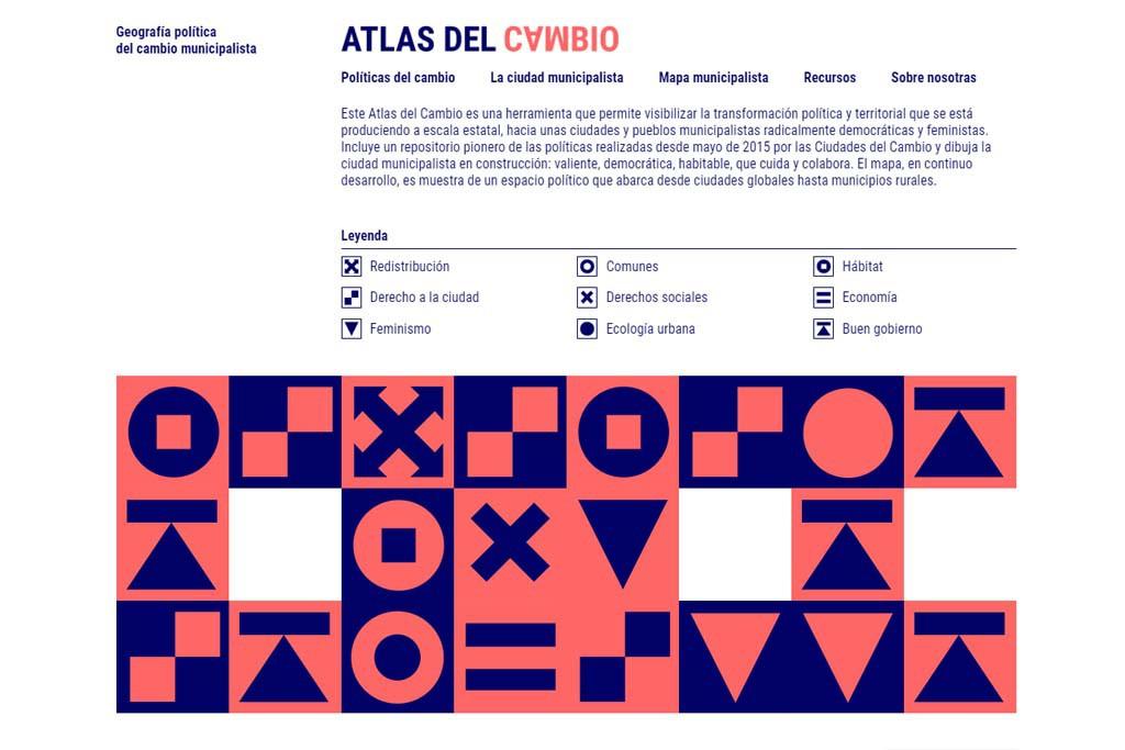 Presentación del Atlas del Cambio en Zaragoza