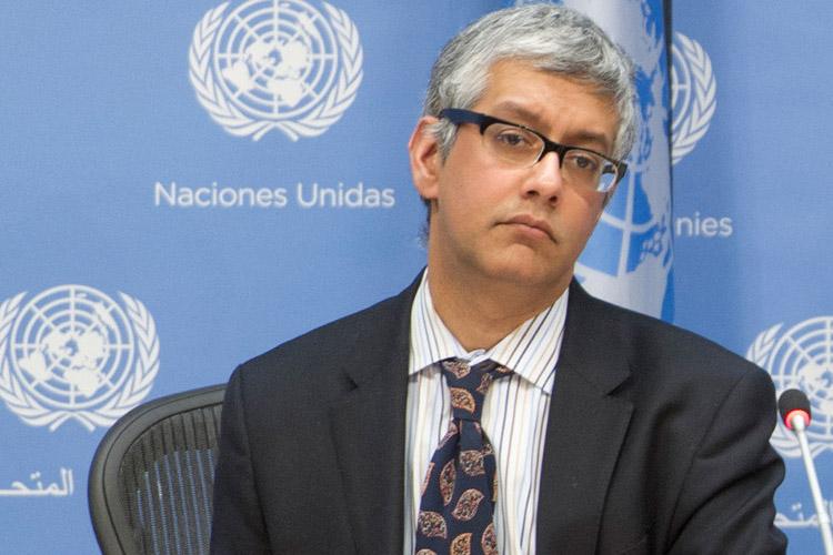 La ONU pide a «todos los grupos» en Venezuela que rebajen las tensiones