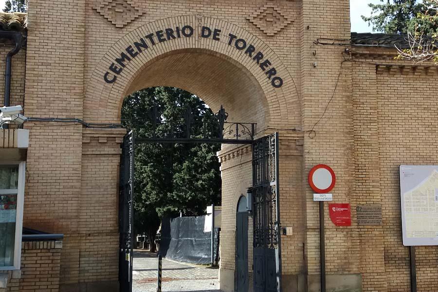 Vuelve el reto de Geocaching en el Cementerio de Torrero