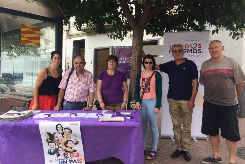 Alagón En Común y Alagón-Aragón Sí Puede comienzan a diseñar la candidatura de «confluencia de las izquierdas» en la localidad