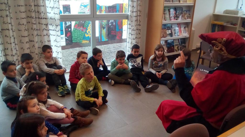 La biblioteca del Ayuntamiento de L'Aínsa-Sobrarbe recibió el mayor número de personas usuarias en 2018