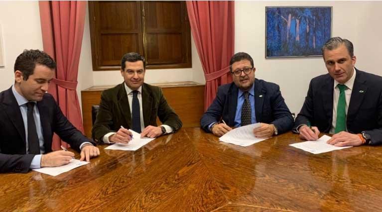 El PP se traga el sapo de la ultraderecha para llegar a la Junta de Andalucía