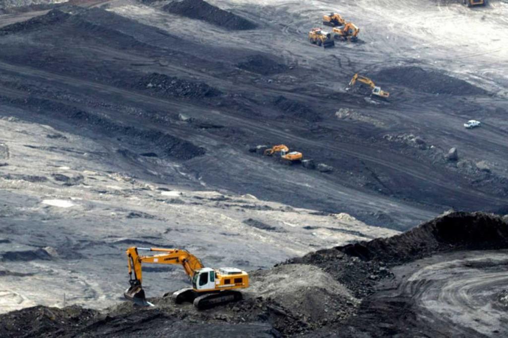 Samca abandona la extracción de carbón en Ariño y La Foz de Calanda