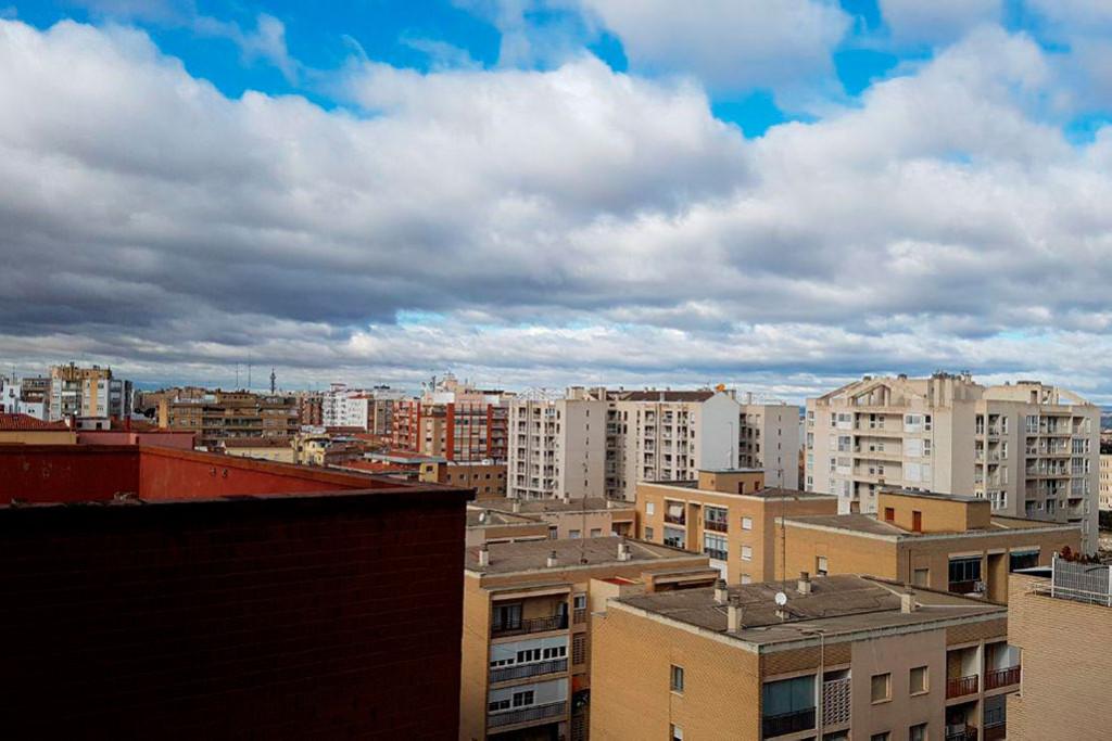 Ni un solo centímetro en Aragón se escapa de la contaminación del aire