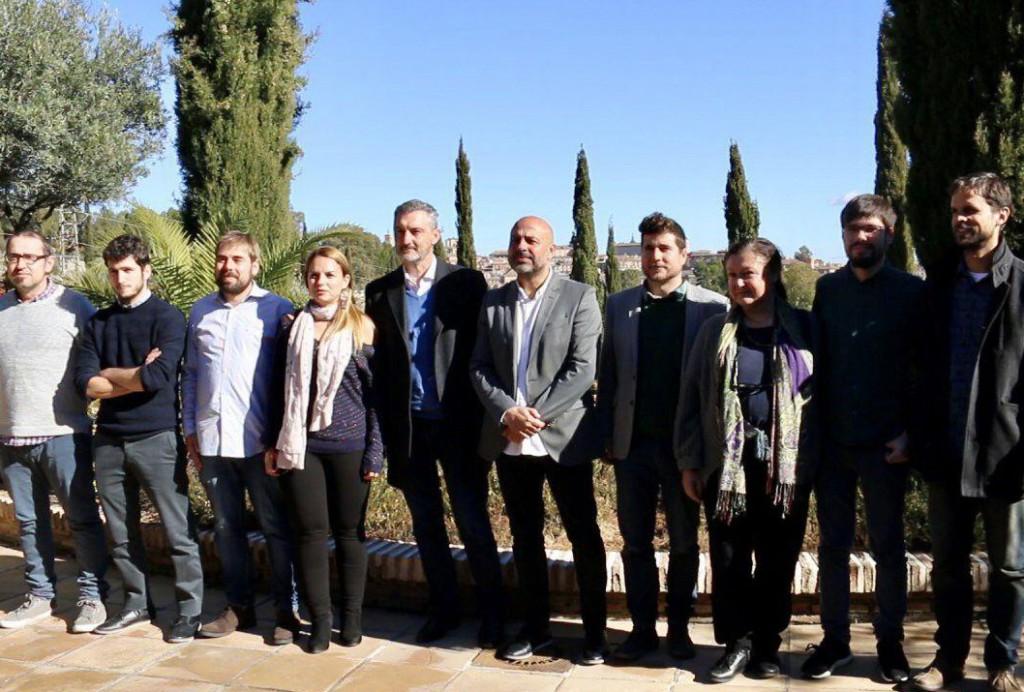 Nacho Escartín llama a la unidad de cara al reto electoral de mayo