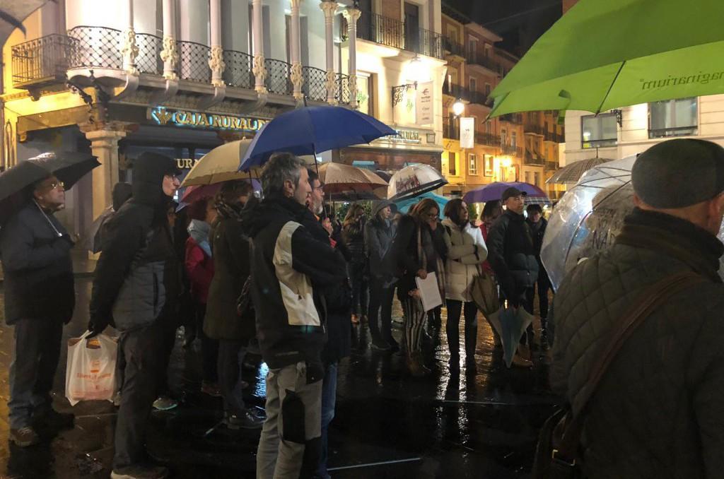 'Teruel con las Personas Refugiadas' denuncia la situación de bloqueo que sufren el 'Open Arms' y el 'Aita Mari'