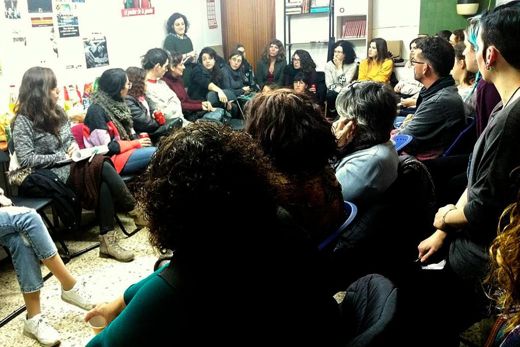 Nace el 8M Huesca Oriental para aglutinar el movimiento feminista de cuatro comarcas altoaragonesas