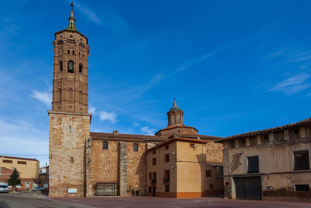 El párroco de Báguena ingresa en prisión tras cinco delitos y un accidente en ocho meses