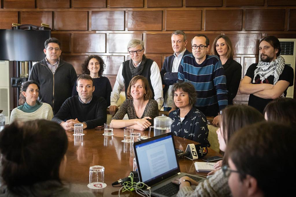 Teresa Artigas da un paso atrás y Adriana Caridad asumirá el cargo de concejala de Medio Ambiente