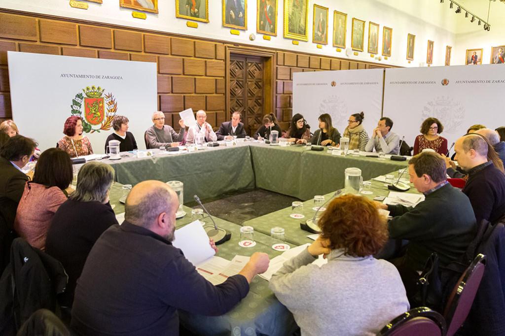 En marcha el Foro para personas sin hogar del Ayuntamiento de Zaragoza