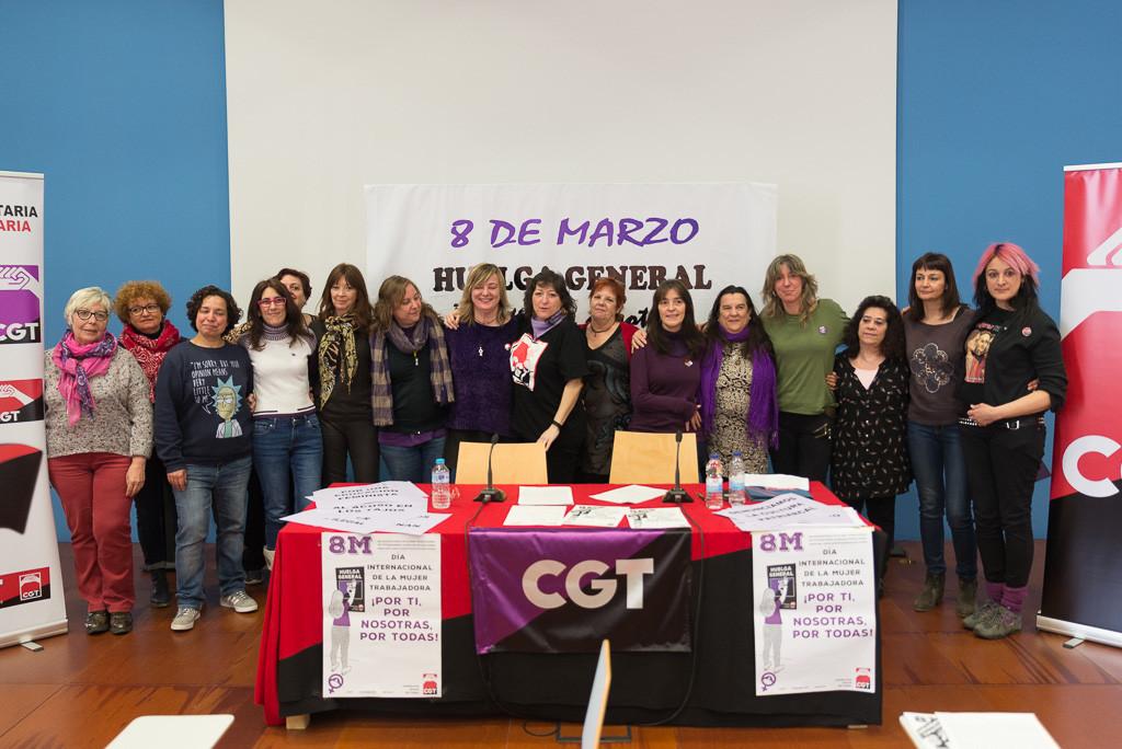 """CGT Aragón: """"Mientras nos sigan matando, seguiremos convocando huelga general"""""""