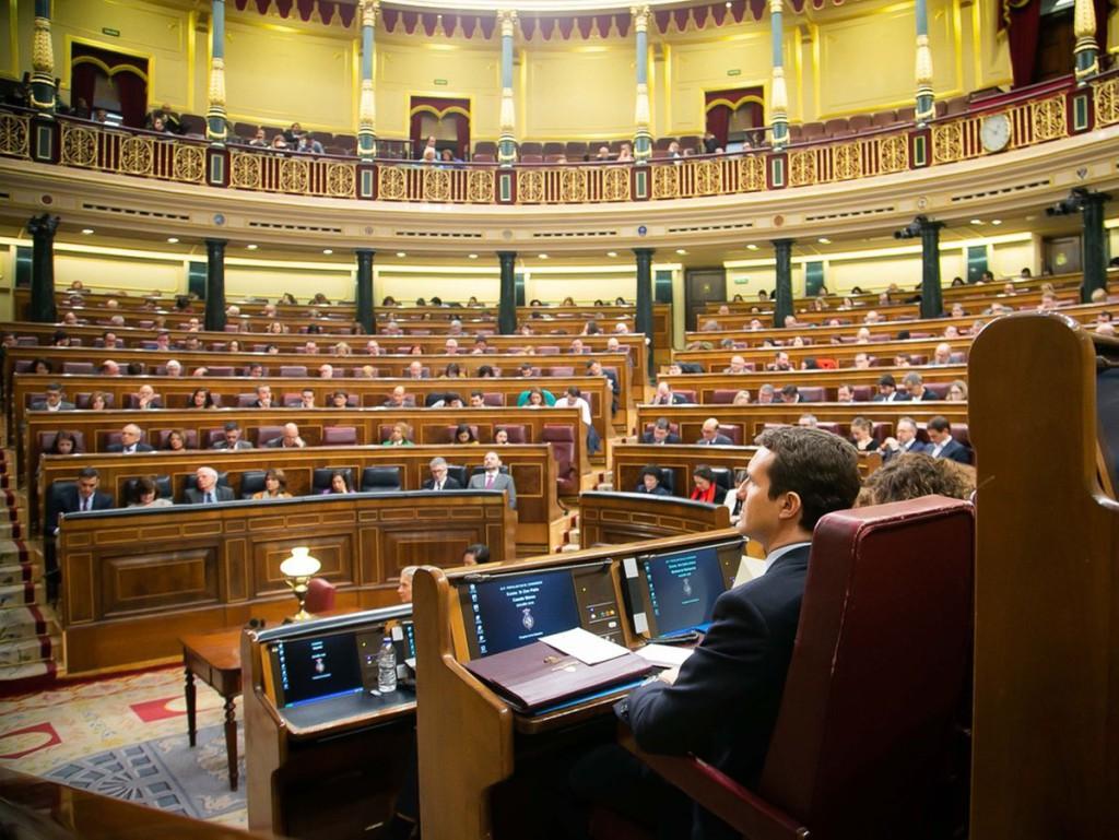 El Congreso español tumba los Presupuestos de Sánchez que desvelará este viernes la fecha del adelanto electoral