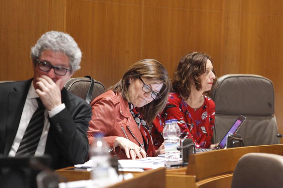Las Cortes instan a todas las fuerzas políticas a rechazar acuerdos futuros con partidos políticos de ultraderecha