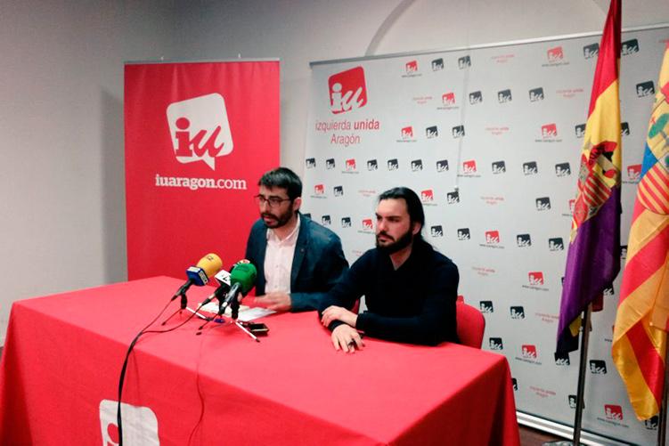 Izquierda Unida desconocía el pacto entre Podemos y Equo