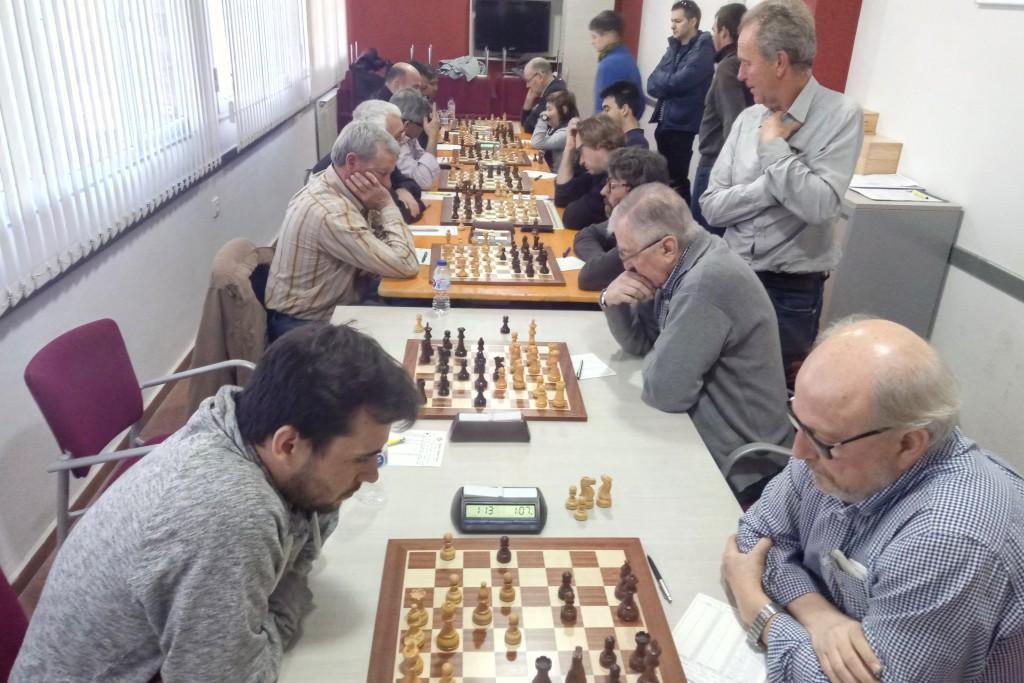 El Baix Segre de Mequinensa se proclama campeón de la provincial leridana de ajedrez y consigue el ascenso